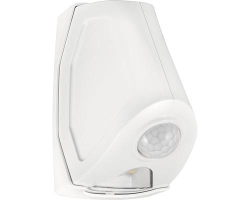 Spot d''auvent LED PIR à capteur IP54 40lm 4000K blanc neutre à piles détecteur de mouvements Gizmo blanc