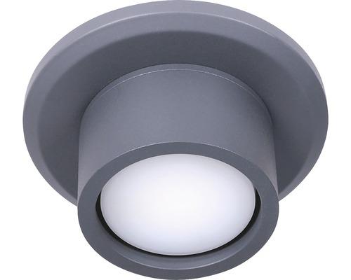 Kit d''éclairage LED Lucci gris GX53 4,8W 510 lm 4000 K blanc neutre