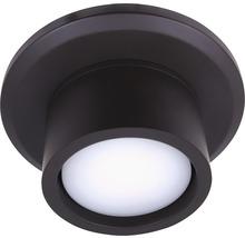 Kit d''éclairage LED Lucci marron foncé GX53 4,8W 510 lm 4000 K blanc neutre-thumb-0