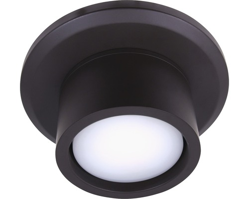 Kit d''éclairage LED Lucci marron foncé GX53 4,8W 510 lm 4000 K blanc neutre