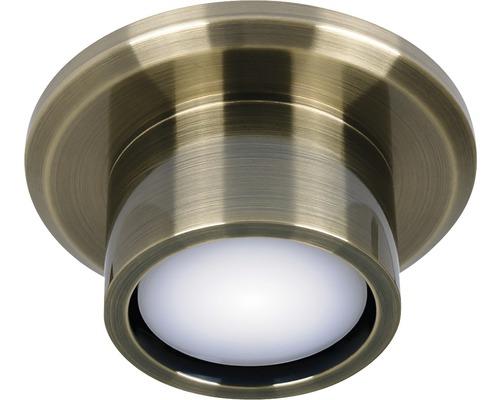 Kit d''éclairage LED Lucci bronze GX53 4,8W 510 lm 4000 K blanc neutre