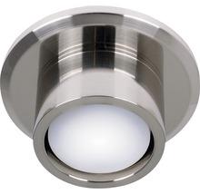 Kit d''éclairage LED Lucci acier inoxydable GX53 4,8W 510 lm 4000 K blanc neutre-thumb-0
