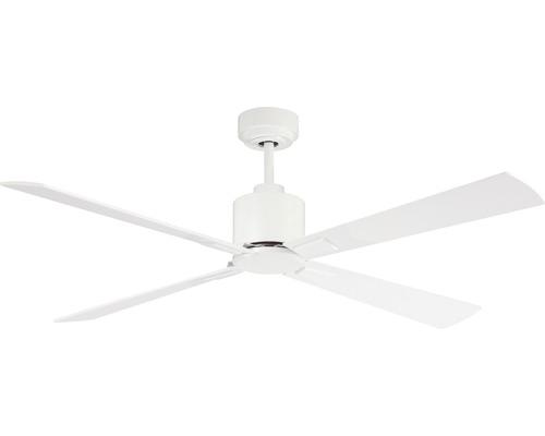 Ventilateur de plafond blanc Airfusion Climate WH Ø 132 cm avec télécommande, fonction été + hiver