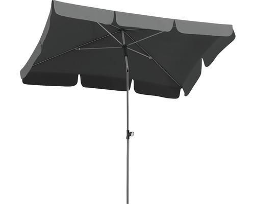 Parasol Schneider Locarno 180x120cm H240cm anthracite