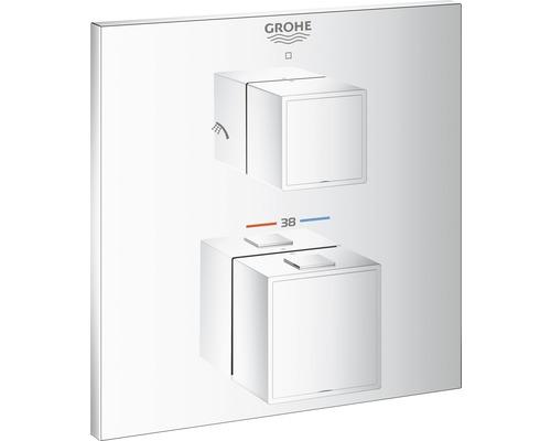 Robinet encastré GROHE Grotherm Cube 24154000