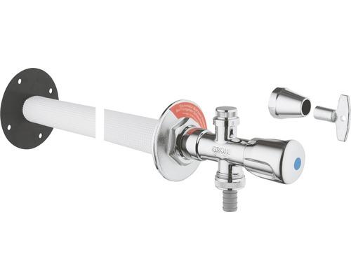 Frostsichere Außenwandventil GROHE Eurotec-Bausatz 41208000