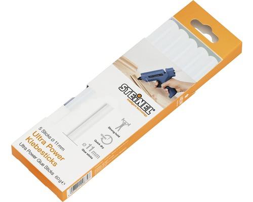 Bâtons de colle Steinel Ø 11mm Ultra Power pack de 5