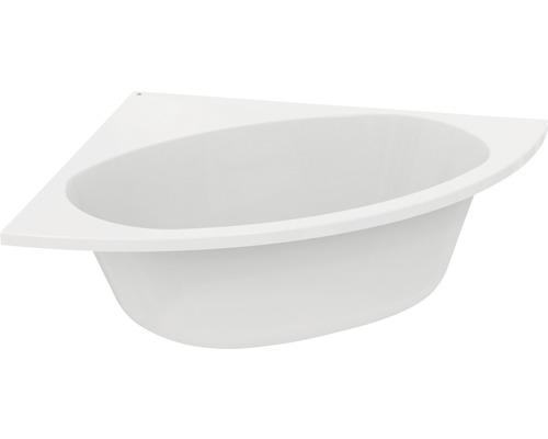 Baignoire d''angle IdealStandard HOTLINE 150x150 cm blanc K275201