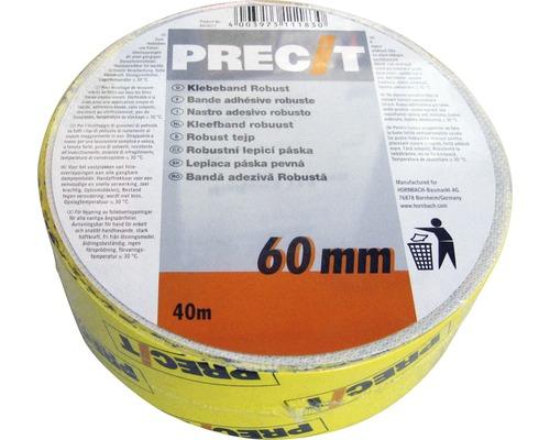 Ruban adhésif robuste PRECIT 40 m x 60 mm