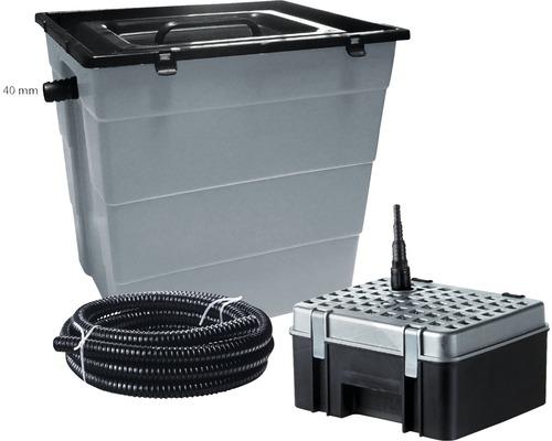 Teichaußenfilter 1000 l/h Heissner HLF-6000
