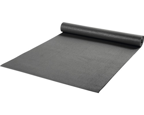 Tapis en mousse souple anthracite 60x180 cm-0