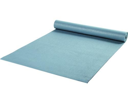 Tapis en mousse souple turquoise 60x180 cm