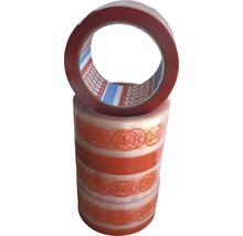 Ruban d'emballage adhésif tesapack Fingerlift 66m x 50mm-thumb-0