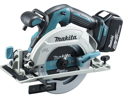 Akku-Handkreissäge Makita DHS680RTJ 18 V inkl. 2 Akkus (5,0Ah) und Ladegerät