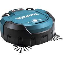 Aspirateur robot Makita DRC200Z 18V, sans batterie ni chargeur avec télécommande-thumb-0
