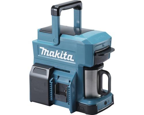 Machine à café sans fil Makita DCM501Z, sans batterie ni chargeur