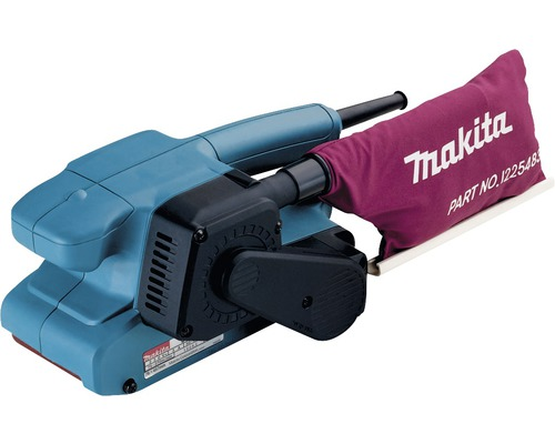 Ponceuse à bande Makita 9910J avec MAKPAC