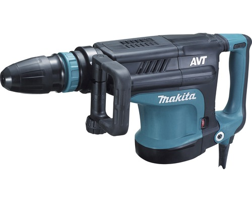 Meißelhammer Makita HM1213C SDS-Max inkl. Spitzmeißel