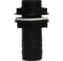Embout de tuyau flexible GARANTIA 1pouce avec joint et cotre-écrou-thumb-0