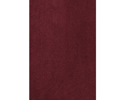 Teppichboden Kräuselvelours Sedna® Proteus 100% Econyl® Garn rot 500 cm breit (Meterware)
