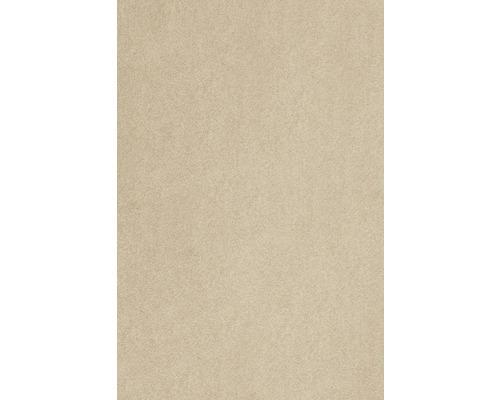 Teppichboden Kräuselvelours Sedna® Proteus 100% Econyl® Garn hellbeige 500 cm breit (Meterware)