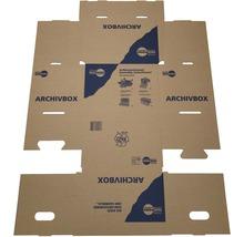 Palette de boîtes d''archives 400x320x300 mm 38 L, 200 pièces-thumb-1