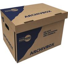 Palette de boîtes d''archives 400x320x300 mm 38 L, 200 pièces-thumb-2