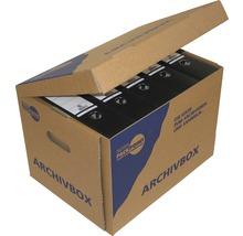 Palette de boîtes d''archives 400x320x300 mm 38 L, 200 pièces-thumb-3