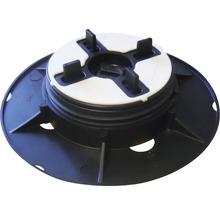 Plot de fixation réglable KIT SH1 25-40 mm 4 mm joint 10 pces avec 5 boutons bloqueurs-thumb-0