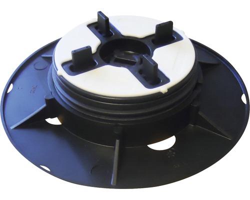 Stelzlager SH1 25-40 mm 4 mm Fuge 10 Stck. inkl. 5 Blockierknöpfe