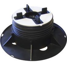 Plot de fixation réglable KIT SH2 40-70 mm 4 mm joint 10 pces avec 5 boutons bloqueurs-thumb-0