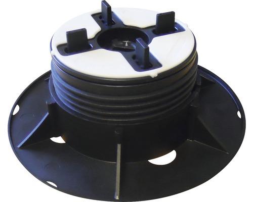 Stelzlager SH2 40-70 mm 4 mm Fuge 10 Stck. inkl. 5 Blockierknöpfe
