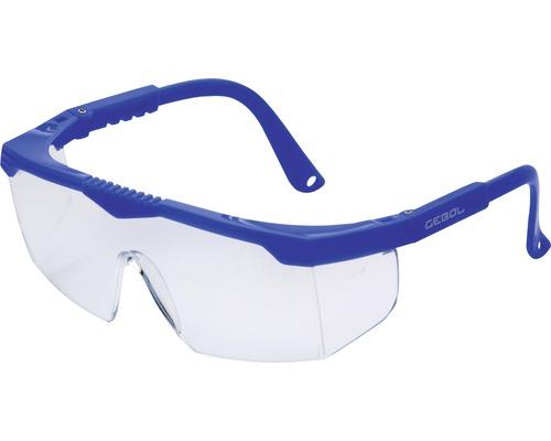 Lunettes de protection «Safety Kids» Gebol, bleu
