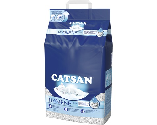 Hygienestreu CATSAN nicht klumpend 20 l