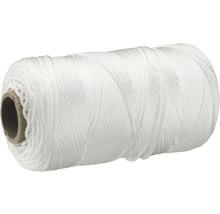 Ficelle en polyamide blanc Ø 1mm, 50m-thumb-0