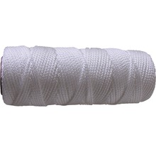 Ficelle en polyamide blanc Ø 1mm, 50m-thumb-1