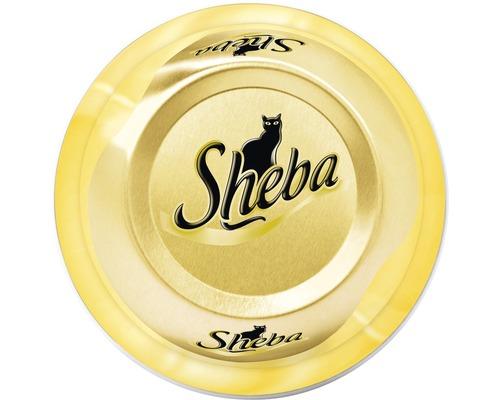 Sheba filets de poitrine de poulet 80g