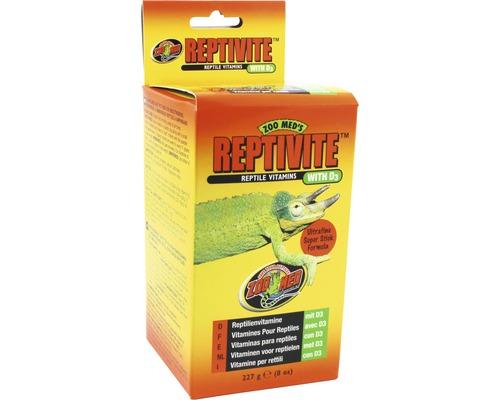 Préparation de vitamines ZOO MED Reptivite with D3 227g