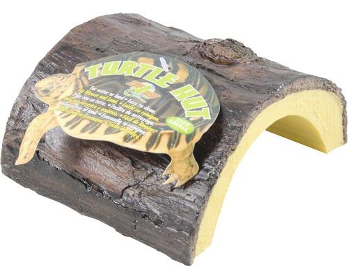 Caverne ZOO MED Turtle Hut Résine synthétique 9x8x4cm