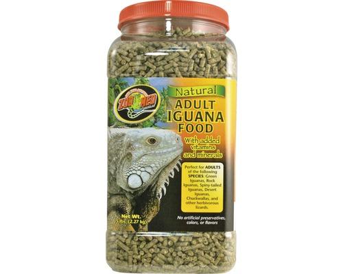 Nourriture pour iguanes ZOO MED Natural Iguana Food Adult 2,27 kg