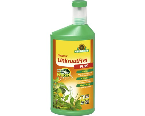 Herbicide Plus Finalsan Neudorff 1 L