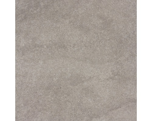 Carrelage sol et mur Udine beige-gris non émaillé 60 x 60 cm