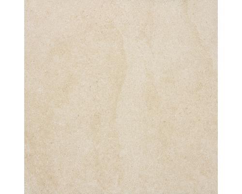 Carrelage sol et mur Udine beige non émaillé 60 x 60 cm