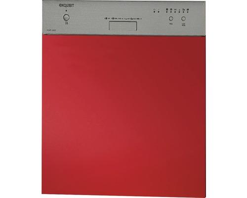 Façade pour lave-vaisselle Imola largeur 59,60 cm rouge