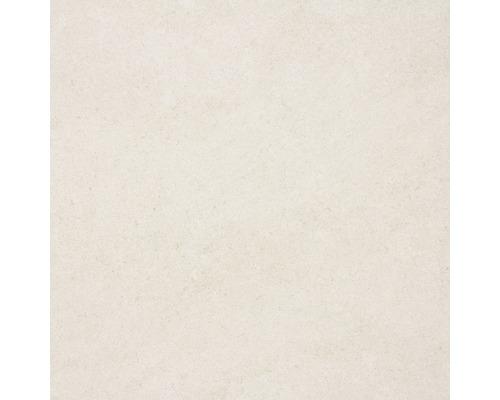 Carrelage sol et mur Udine ivoire non émaillé 60 x 60 cm