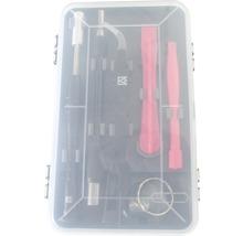 Kit pour mécanique de précision Meister pour smartphones, tablettes, PC, consoles, appareils photos, montres, lunettes 108pces-thumb-2