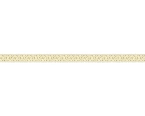 Frise vinyle autocollante Ornement or 5m x 4,4cm