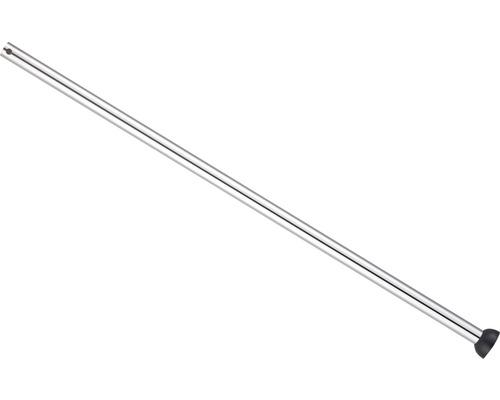 Tige de rallonge Fanaway chrome 90 cm raccourcissable pour ventilateur de plafond