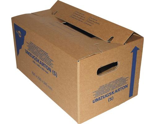 Carton de déménagement 490x245x290 mm