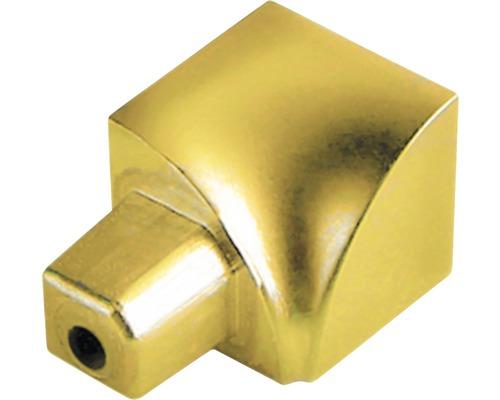 Angle intérieur Durondell aluminium anodisé Gold YI 2 pièces-0
